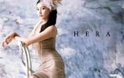 韩国HERA化妆品广告明星代言壁纸 壁纸11 韩国HERA化妆品广 广告壁纸
