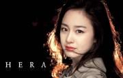 韩国HERA化妆品广告明星代言壁纸 壁纸13 韩国HERA化妆品广 广告壁纸