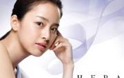 韩国HERA化妆品广告明星代言壁纸 壁纸18 韩国HERA化妆品广 广告壁纸