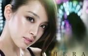 韩国HERA化妆品广告明星代言壁纸 壁纸19 韩国HERA化妆品广 广告壁纸