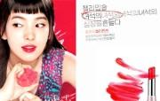 韩国化妆品爱丽广告模特壁纸 广告壁纸