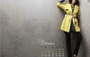 韩国 Joinus 美女时装壁纸 壁纸1 韩国 Joinus 广告壁纸