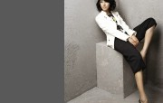 韩国 Joinus 美女时装壁纸 壁纸6 韩国 Joinus 广告壁纸