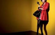 韩国 Joinus 美女时装壁纸 壁纸9 韩国 Joinus 广告壁纸