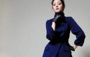 韩国 viki 美女时装壁纸 壁纸11 韩国 viki 美女 广告壁纸