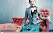 韩国 viki 美女时装壁纸 壁纸12 韩国 viki 美女 广告壁纸