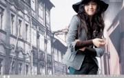 韩国 viki 美女时装壁纸 壁纸14 韩国 viki 美女 广告壁纸