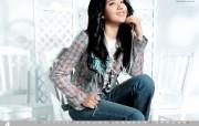 韩国 viki 美女时装壁纸 壁纸19 韩国 viki 美女 广告壁纸