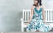 韩国 viki 美女时装壁纸 壁纸23 韩国 viki 美女 广告壁纸
