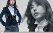 韩国 viki 美女时装壁纸 壁纸24 韩国 viki 美女 广告壁纸