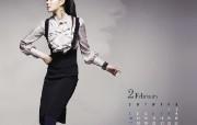 韩国 Yetts 美女时装壁纸 壁纸4 韩国 Yetts 美 广告壁纸