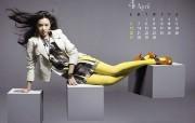 韩国 Yetts 美女时装壁纸 壁纸6 韩国 Yetts 美 广告壁纸