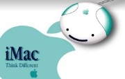 iMAC 苹果电脑广告壁纸 广告壁纸