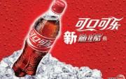 可口可乐广告宣传壁纸 Desktop Wallpaper of Coca Cola 可口可乐广告壁纸 广告壁纸