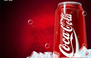 可口可乐商业壁纸 广告壁纸