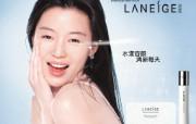 兰芝 laneige化妆品广告壁纸 壁纸14 兰芝laneige 广告壁纸