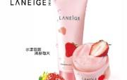 兰芝 laneige化妆品广告壁纸 壁纸15 兰芝laneige 广告壁纸