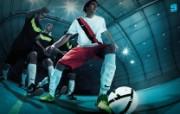 Nike耐克足球战靴品牌宽屏壁纸 壁纸11 Nike耐克足球战靴 广告壁纸