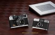 1960年的奥林巴斯古董相机 Olympus Cameras in 1960 Olympus 奥林巴斯70年经典相机壁纸上辑 广告壁纸