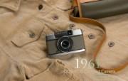Olympus 奥林巴斯相机纪念壁纸 三 奥林巴斯相机 1961 Oplympus Compact Cameras Olympus 奥林巴斯相机三 广告壁纸