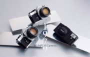 Olympus 奥林巴斯相机纪念壁纸 三 奥林巴斯相机 1979 Oplympus Cameras Olympus 奥林巴斯相机三 广告壁纸