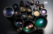 Olympus 奥林巴斯相机纪念壁纸 三 奥林巴斯Zuiko Digital 镜头 Olympus Zuiko Digital Super Telephoto Lenses Olympus 奥林巴斯相机三 广告壁纸
