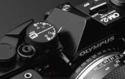 Olympus 奥林巴斯相机纪念壁纸 三 1979 奥林巴斯OM 2N 经典相机1979 Olympus OM 2N Camera Olympus 奥林巴斯相机三 广告壁纸