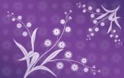 Photoshop设计花朵 花纹壁纸 二 壁纸26 Photoshop设 广告壁纸