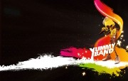 Pizzahut 必胜客 美味乐队卡通壁纸 Pizzahut 广告卡通 美味乐队壁纸 Pizzahut 必胜客美味乐队卡通壁纸 广告壁纸