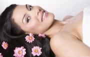 SPA女性香薰 广告壁纸
