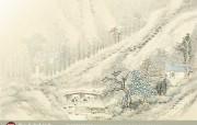 台北故宫博物院历年展出主题壁纸 壁纸51 台北故宫博物院历年展 广告壁纸