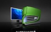 外星人 Alienware 官方壁纸 壁纸10 外星人(Alienw 广告壁纸