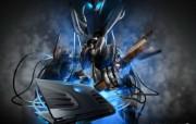 外星人 Alienware 官方壁纸 壁纸21 外星人(Alienw 广告壁纸