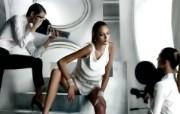 意大利女性平面广告模特宽屏壁纸 壁纸5 意大利女性平面广告模 广告壁纸