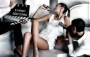 意大利女性平面广告模特宽屏壁纸 壁纸10 意大利女性平面广告模 广告壁纸