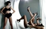 意大利女性平面广告模特宽屏壁纸 壁纸14 意大利女性平面广告模 广告壁纸