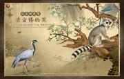 中国文化之美 台北故宫博物院历年展出主题壁纸 造型与美感 清宫博物图 中国文化之美台北故宫博物院历年展出主题壁纸 广告壁纸