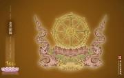 中国文化之美 台北故宫博物院历年展出主题壁纸 千华台上 法界圆融 中国文化之美台北故宫博物院历年展出主题壁纸 广告壁纸