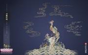 中国文化之美 台北故宫博物院历年展出主题壁纸 千华台上 法藏因缘 中国文化之美台北故宫博物院历年展出主题壁纸 广告壁纸