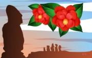 国家与鲜花 2 15 国家与鲜花 花卉壁纸