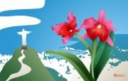 国家与鲜花 2 11 国家与鲜花 花卉壁纸