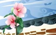 国家与鲜花 2 10 国家与鲜花 花卉壁纸