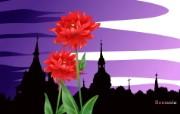 国家与鲜花 2 2 国家与鲜花 花卉壁纸