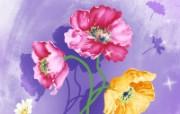 合成花卉 3 1 合成花卉 花卉壁纸