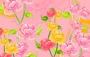 合成花卉 4 16 合成花卉 花卉壁纸