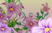 合成花卉 4 15 合成花卉 花卉壁纸