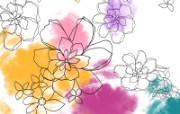 合成花卉 1 12 合成花卉 花卉壁纸