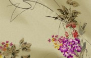 合成花卉 1 11 合成花卉 花卉壁纸