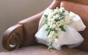 婚礼的花卉祝福的花饰 花卉壁纸