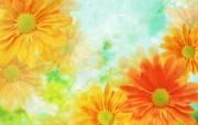86张 7 种尺寸 Digital CG Flowers 梦幻花卉CG Flowers Art desktop 梦幻CG背景花卉 花卉壁纸